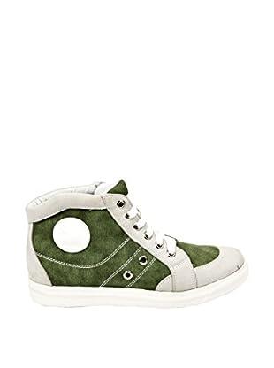 Destroy Zapatillas Abotinadas (Verde)