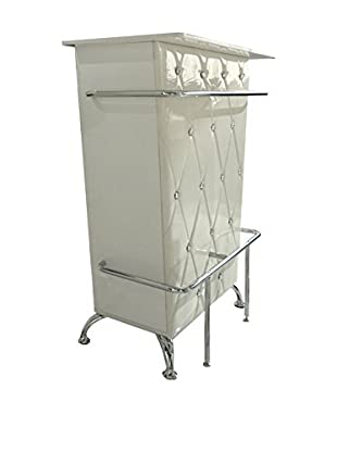 Contemporary Living Bar Diva White