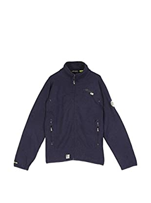 GEOGRAPHICAL NORWAY Fleecejacke Polaire Lady Navy