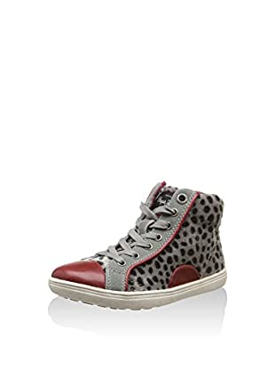 Pepe Jeans London Zapatillas abotinadas Hampton Animal