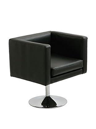 Premier Houseware  Sessel 2401600 schwarz