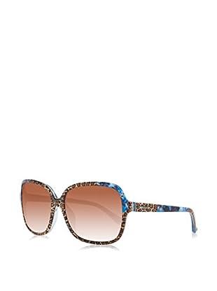 Guess Sonnenbrille GU7382 6092F (60 mm) leopard/türkis
