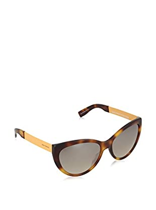 BOSS Orange Sonnenbrille 0214/SNQFJG55 (55 mm) braun