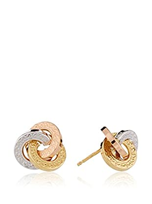 RHAPSODY Ohrringe Interlocking 18 Karat Gold