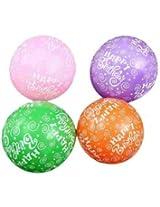 "Charmed Celebrations PRINTED Happy Birthday 12"" Balloons"