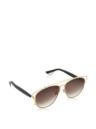 Christian Dior Gafas de Sol DIORTECHNOLOGIC 86_RHL (57 mm) Dorado / Negro