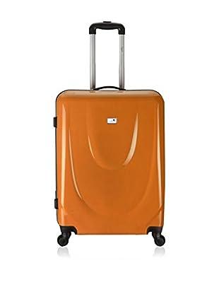 Potiron Hartschalen Trolley Flight orange  60  cm