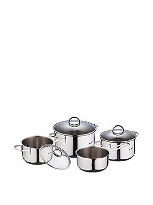 Bergner Batería de cocina 7 Piezas Q1894 45x18x20 cm