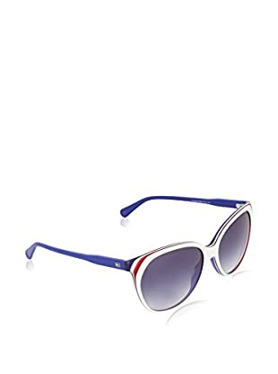 Tommy Hilfiger Occhiali da sole 1315/ S 08VN657 (57 mm) Bianco/Rosso