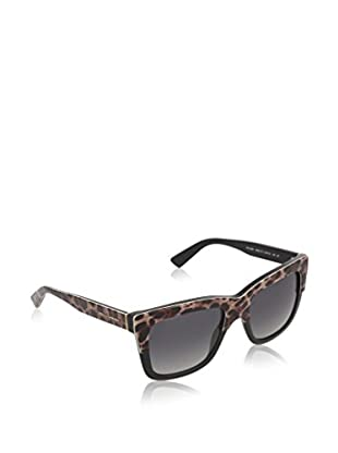 Dolce & Gabbana Occhiali da sole Polarized 4262 1995T3 (54 mm) Leopardo/Nero