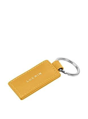 Lucrin Schlüsselanhänger PM1085_VCLS_JAN gelb