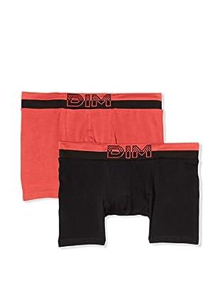 Dim Pack x 2 Bóxers Soft Touch Coton
