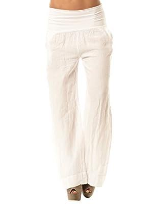 Bleu Marine Pantalón Kelly