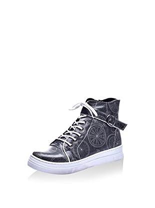 Aleksandra Rossi Hightop Sneaker NSTJ147