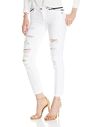 True Religion Jeans Cora Crop Optic