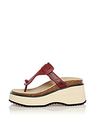 BEEFLY Keil Sandalette Indian