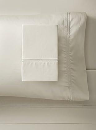 Malouf 600 TC Sheet Set (Ivory)