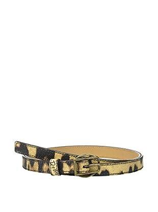 Dolce & Gabbana Cintura Pelle  Marrone 90 cm