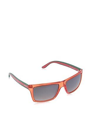 Gucci Sonnenbrille 1013/SNQCLN56 koralle