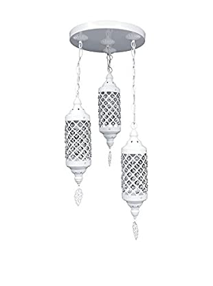 Light&Design Deckenlampe Tana weiß