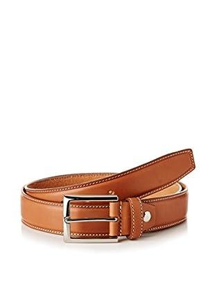 Ortiz & Reed Ledergürtel Cognac Leather Belt