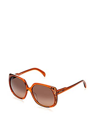 Pucci Gafas de Sol EP690S (58 mm) Caramelo