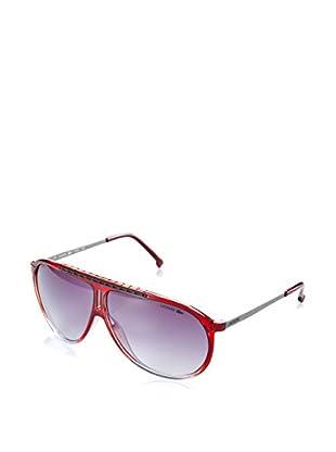 Lacoste Sonnenbrille L653S637135 (63 mm) rot