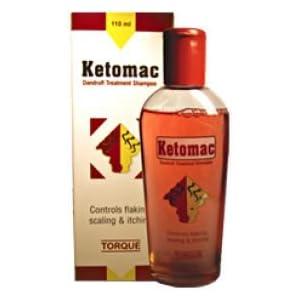 Ketomac Shampoo - 110ml - (Toroque)