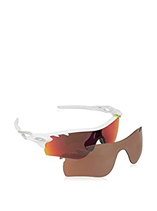 Oakley Occhiali da sole Polarized Radarlock Path (38 mm) Bianco