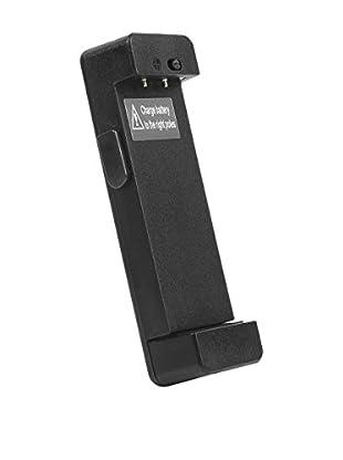 Cargador de Batería Externo Smartphones Negro