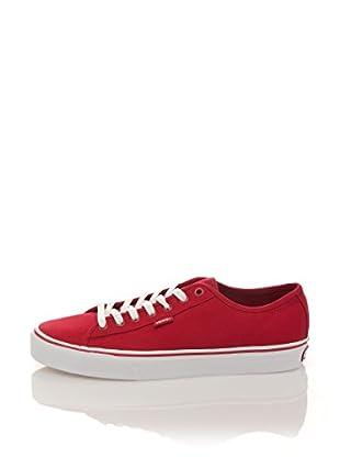 Vans Zapatillas M Ferris (Rojo / Blanco)