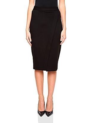 Michael Kors Zipfelrock Wrap Panel Skirt