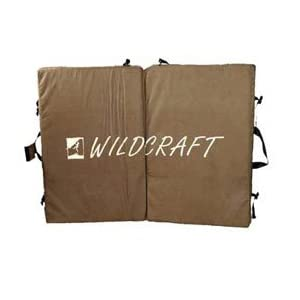Wildcraft Crash Mat-Brown