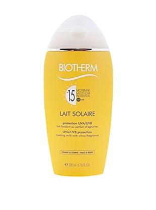 Biotherm Sonnenmilch Biotherm Lait Solaire SPF15 200 ml, Preis/100 ml: 7.97 EUR