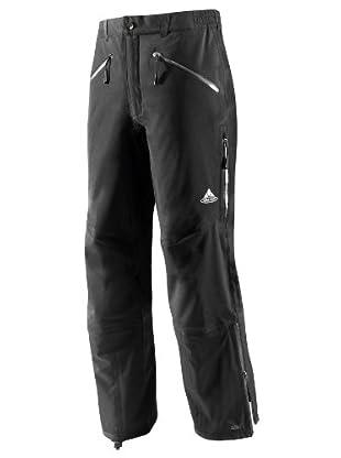 VAUDE Pantalón Cheilon Stretch (Negro)