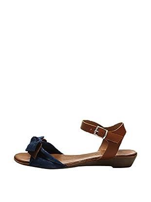 Bueno Shoes Sandalias Planas Lazo