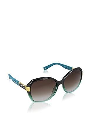 Jimmy Choo Gafas de Sol ALANA/S IF EYX 57 (57 mm) Azul Petróleo