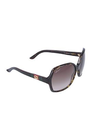 Gucci Damen Sonnenbrille GG 3538/S (Khaki)