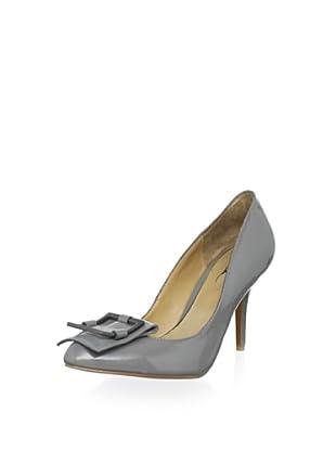 Mark & James Women's Elda Buckled Pump (Grey)