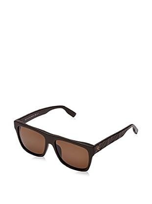 Mcq Alexander McQueen Sonnenbrille MCQ 0023/S (55 mm) braun
