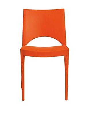Up On Stuhl 2er Set S6314A orange