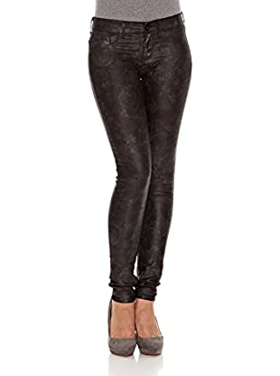 Pepe Jeans London Pantalón Wonderbar (Negro)