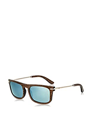 Earth Wood Sunglasses Occhiali da sole Wood Queensland (52 mm) Marrone