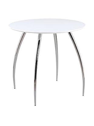 Eurostyle Bistro Round Table, White
