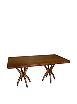 Ceets Eclipse Dining Table, Walnut