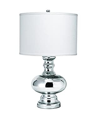 Jamie Young Company St. Croix Table Lamp, Mercury Glass