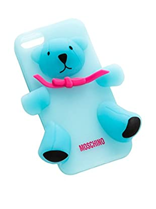MOSCHINO Case iPhone 5/5S himmelblau