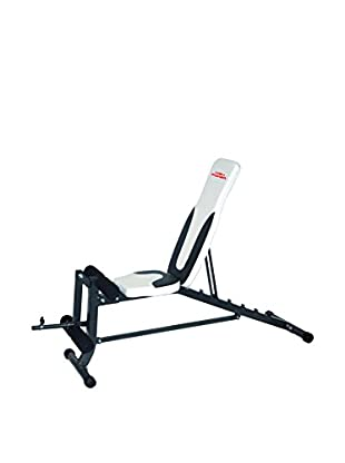 HIGH POWER Panca Fitness HPAD390 Nero/Bianco