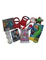 Bundle Of 10 Beach Pool Backyard Summer Toys! All Ages Plus A Surprise Toy!