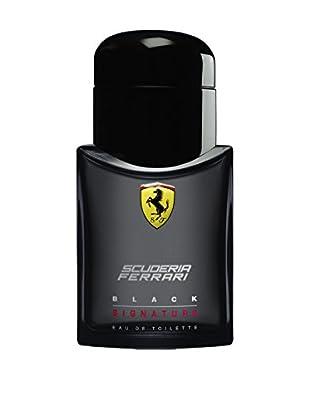 Ferrari Scuderia Eau de Toilette Herren Black Signature 40 ml, Preis/100 ml: 42.37 EUR